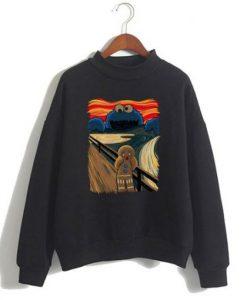 The Cookie Muncher Sweatshirt Ad