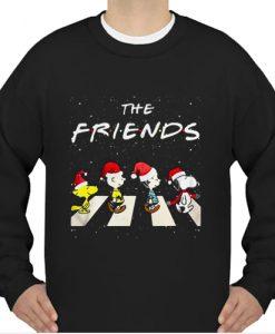The Peanuts The Friends sweatshirt Ad