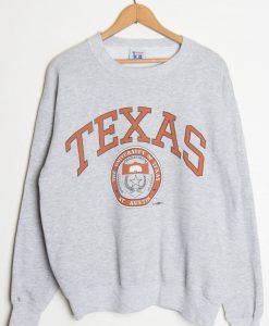 The University of Texas Sweatshirt Ad