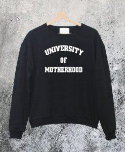 University of Motherhood Sweatshirt Ad