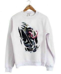 Venom Chest Burst Sweatshirt Ad
