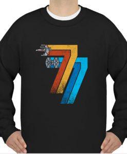 1977 sweatshirt Ad
