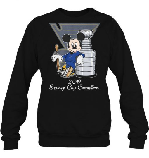 2019 Stanley Cup Champions sweatshirt Ad