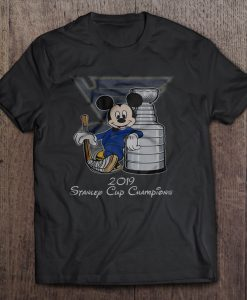 2019 Stanley Cup Champions t shirt Ad