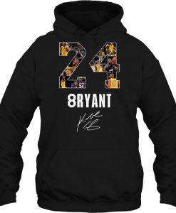 24 8ryant Kobe Bryant hoodie Ad