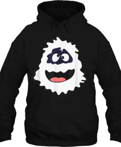 Abominable Snow Monster hoodie Ad