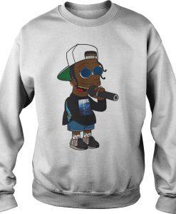 Bart Simpson sweatshirts Ad