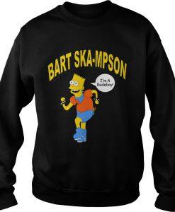 Bart Ska-mpson sweatshirt Ad