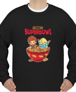 Chinese New Year Noodles sweatshirt Ad