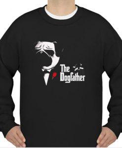 The Dogfather sweatshirt Ad