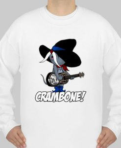Uncle Pecos crambone sweatshirt Ad
