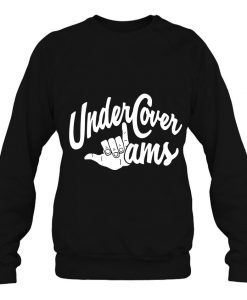 UnderCoverJams sweatshirt Ad