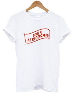 100% Africosmic T shirt