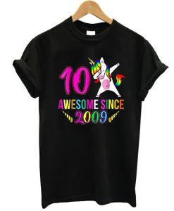 10th Birthday t shirt FR05
