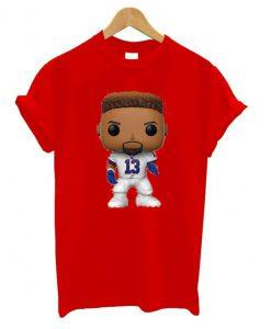 13 Odell Beckham Jr T shirt