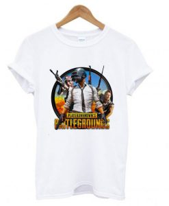 2018 Player Unknown's Battlegrounds T shirt