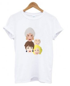 22 Awesome Golden Girls T shirt