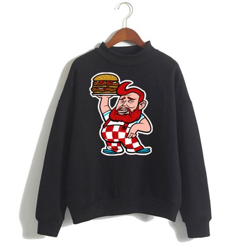 Action Bronson Burger Sweatshirt
