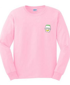 Banana Drink Sweatshirt