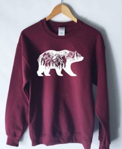 Bear Mountains Sweatshirt