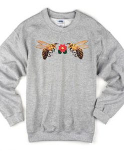 Bee-Inspired Sweatshirt