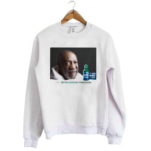 Bill Cosby Bedtime Sweatshirt