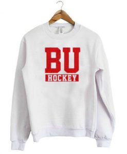 Boston University Hockey Sweatshirt