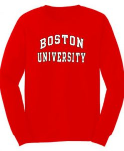 Boston University Sweatshirt