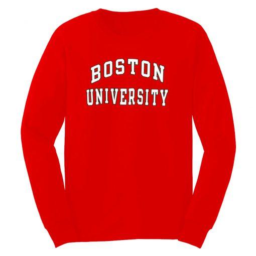 Boston University Sweatshirt