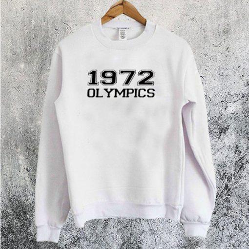 1972 Olympics sweatshirt FR05