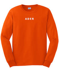 Ader Orange Sweatshirt FR05