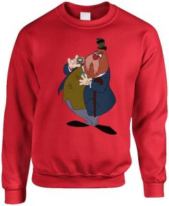 Andy Reid Walrus Alice Wonderland Kansas City Chiefs sweatshirt FR05