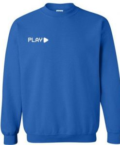 Blue Play Sweatshirt FR05