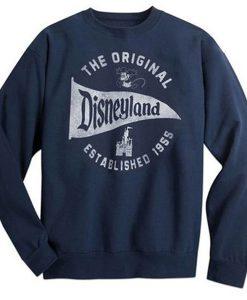 The Original Disneyland Established 1955 sweatshirt
