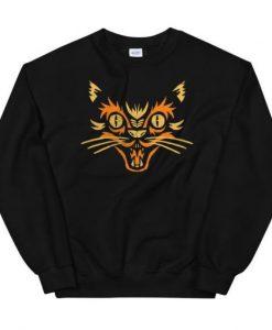 Tiger Cat sweatshirt FR05