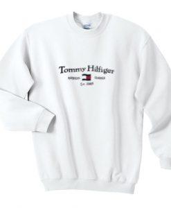 Tommy Hilfiger vintage sweatshirt FR05