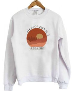 All Good Things Pullover sweatshirt FR05