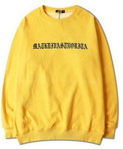 Ariana Grande sweatshirt FR05