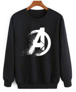 Avengers Endgame Logo sweatshirt FR05