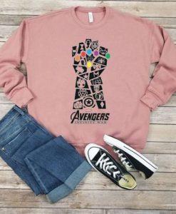 Avengers sweatshirt FR05