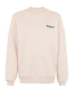 Babygirl Pocket Print sweatshirt FR05