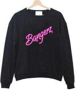 Bangers Tour Miley Cyrus sweatshirt FR05