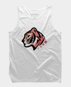 Beautiful Tiger tank top FR05