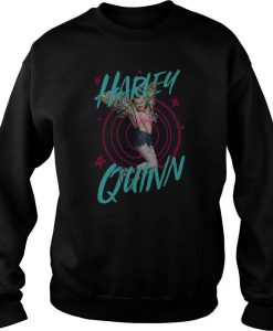 Birds Of Prey Harley Quinn sweatshirt FR05