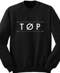 TOP Twenty One Pilots Sweatshirt FR05