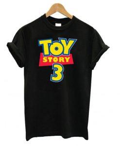 Toy Story 3 Logo t shirt FR05