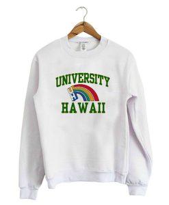 University Of Hawaii sweatshirt FR05