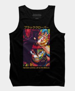 asta black clover tank top FR05